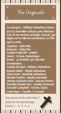 ___Article 3 The Originals : présentationDeco | Creation | Texte