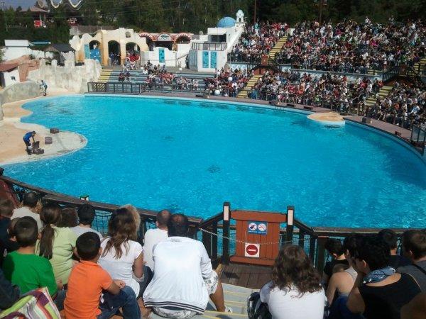 parc eau dauphin