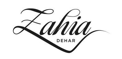 ZAHIA DEHAR by KARL LAGERFELD 2012