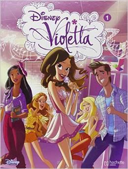 Disney - Violetta - tome 1