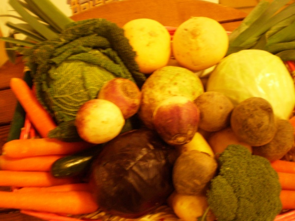 Légumes de SELESTAT