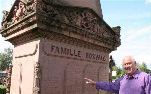 « Le cimetière du Père Lachaise à Sélestat »