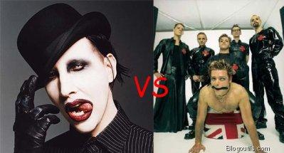Marylin Manson VS Rammstein
