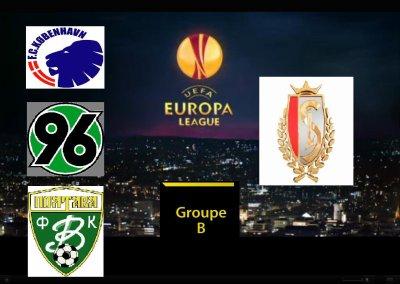 un très bon coup à jouer pour le Standard  en Europa League !