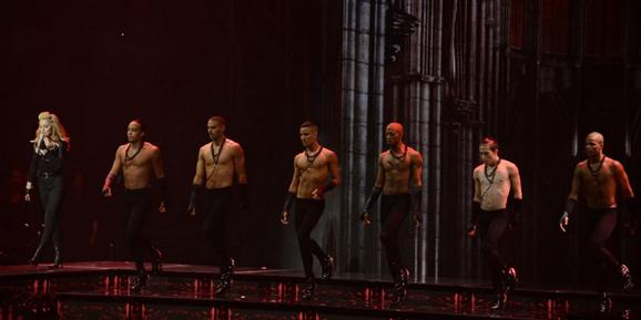 MDNA WORLD TOUR : NEW YORK - YANKEE STADIUM