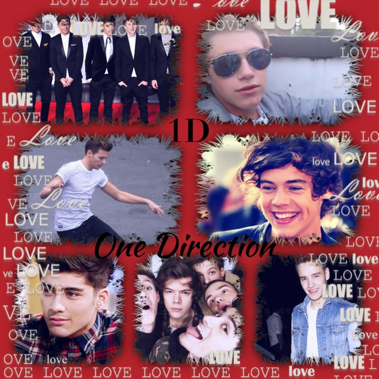 !One Direction!