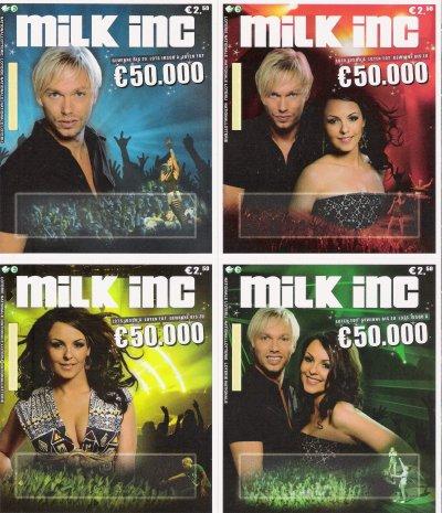 Billet à gratter de la Lotterie Nationale du 06/09/2010