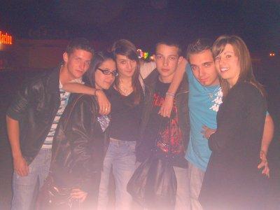 Le groupe