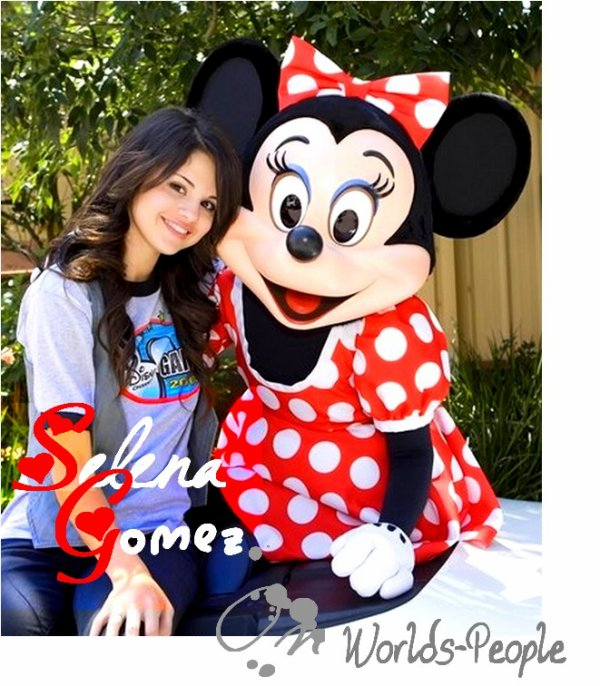 Worlds-people ta nouvelle source sur la Charmante Selena Gomez ♥