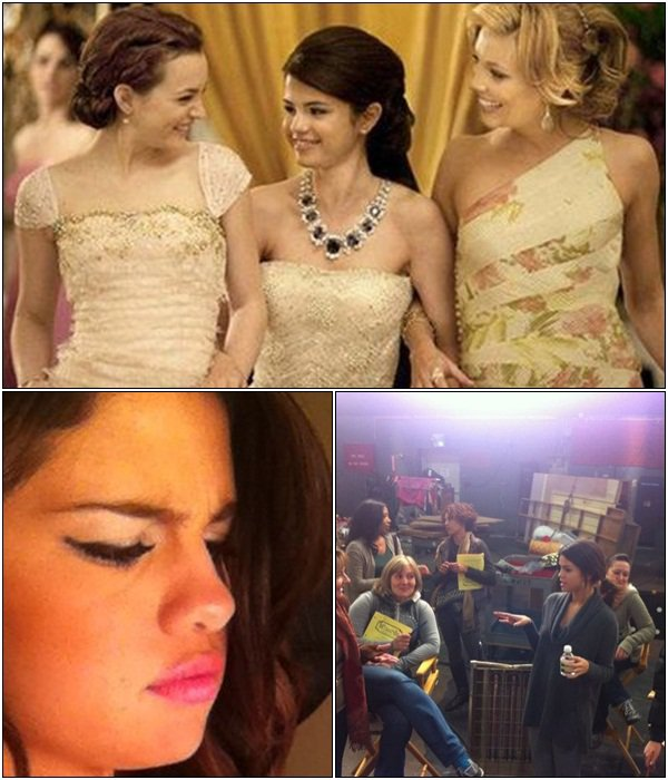 .  22 Mars > Ma Sublime Idole était présente chez Ellen plus Magnifique que jamais ♥ .  + d'autres photos personnelles, de Selly ..  .
