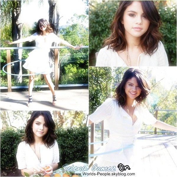 Selena a réalisé un nouveau PhotoShoot pour Paper Magasine.  Elle est Magnifique.
