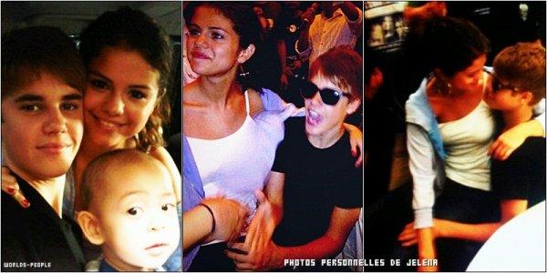 Trois photos personnelles trop mignonnes de Jelena ♥