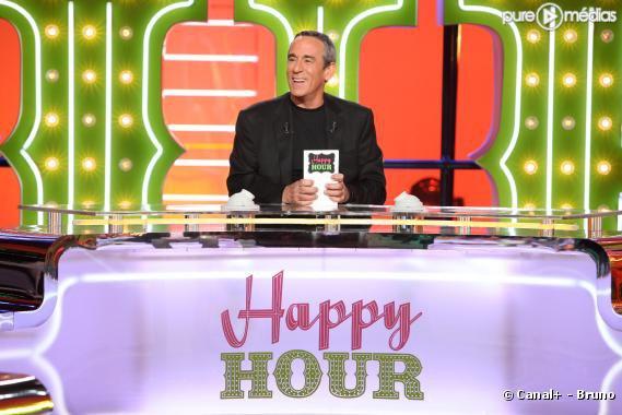 27/07 M pokora sur Canal+pour HAPPY HOUR