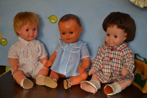 Mes poupées Modes et Travaux