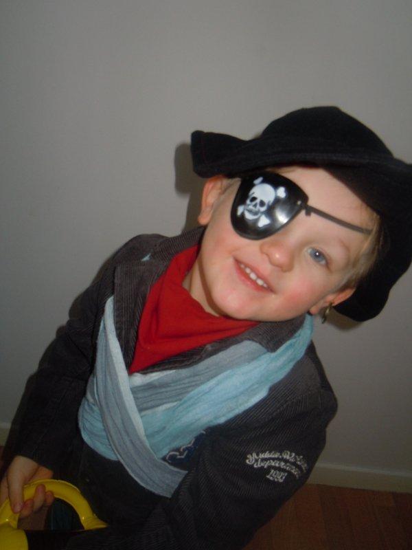 ...Mon pirate...