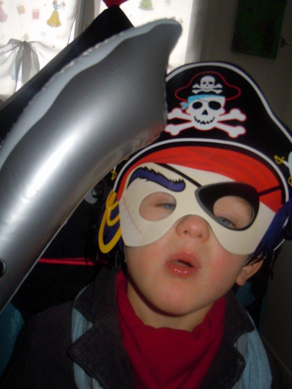 ...Mon pirate....