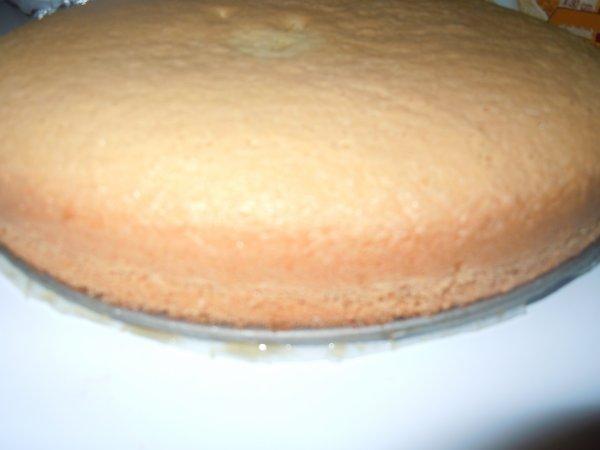 ...Génoise pour les gâteaux...