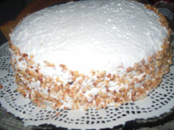 ...Gâteau d'anniv'...