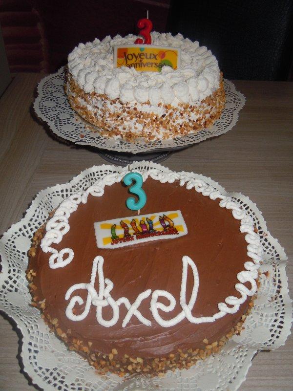 ... Gâteaux prêt à desgusté ....