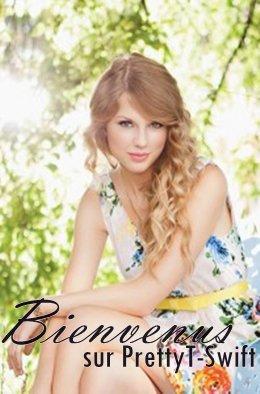 Bienvenus à tous sur la meilleure source sur la fabuleuse et talentueuse Taylor Swift