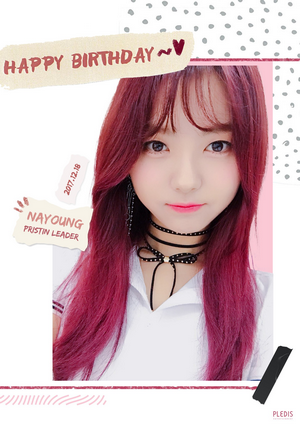 Happy BDay PRISTIN !(Partie 1)