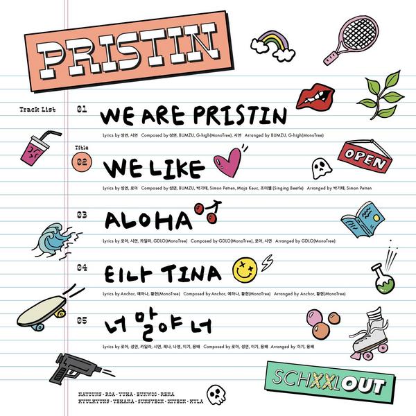Teaser 8#(Tracklist)