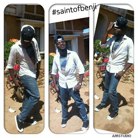 Saintofbenji est de bonne humour durant cette fin du week