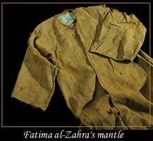 manteau de fiatima el zohra paix sois sur elle
