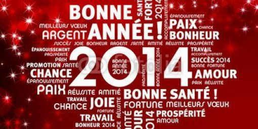 BONNE ANNEE 2014 A TOUS MES AMIS
