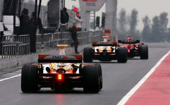 F1 Racing: Saison 08