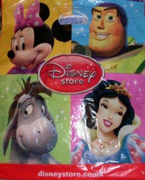 Shopping Anniversaire Disney Store Champs Elysées