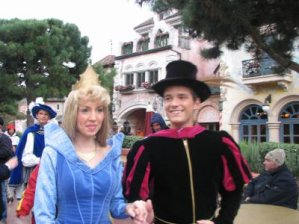 disneyland 5 octobre 2008