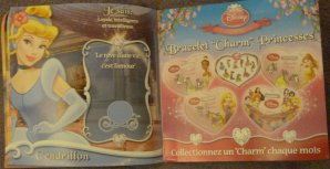Disney Store - 2012 : L'année des princesses
