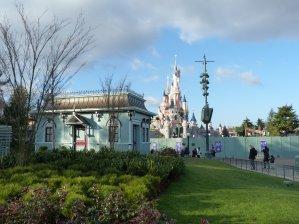 Disneyland 14 janvier 2012 - Central Plaza