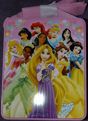 Disney Store - L'année des princesses, boite à pique nique