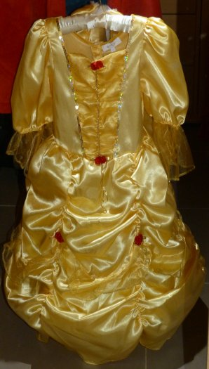 Disneyland - planche Paris / Disney Store - Belle