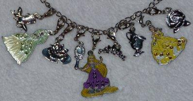 Disney Store - bracelet Belle