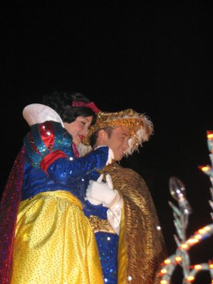 Disneyland 30 décembre 2008