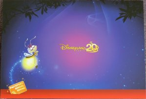 courrier Disneyland Paris