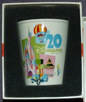 20 ans - mug, sac