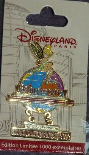 Avant-première World Of Disney - 6 juillet 2012