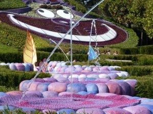 Disneyland 25 mars 2012 - Jiminy, bassin disco, labyrinthe
