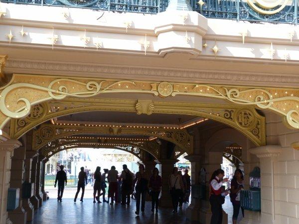 Disneyland 25 mars 2012 - 20 ans Main Street Station