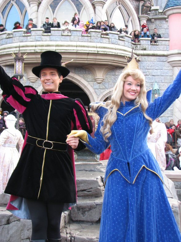 Disneyland 27 d cembre 2009 aurore et philippe le - Aurore philippe ...