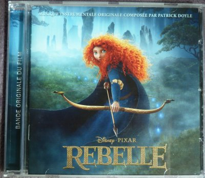CD -  Rebelle / Braderie Lille