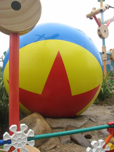 Disneyland 15 aout 2010 - Toy Story Playland