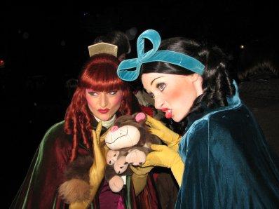 Disneyland 15 octobre 2010 - Anastasie, Javotte et Lucifer