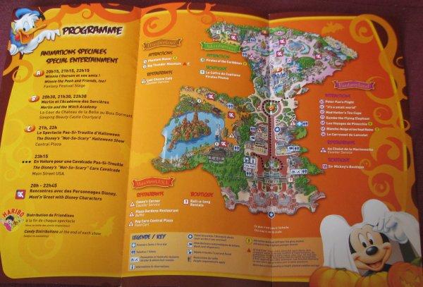 Disneyland 15 octobre 2010 - prgm
