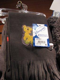 Disneyland 31 octobre 2010 - collection bébé Simba garçon