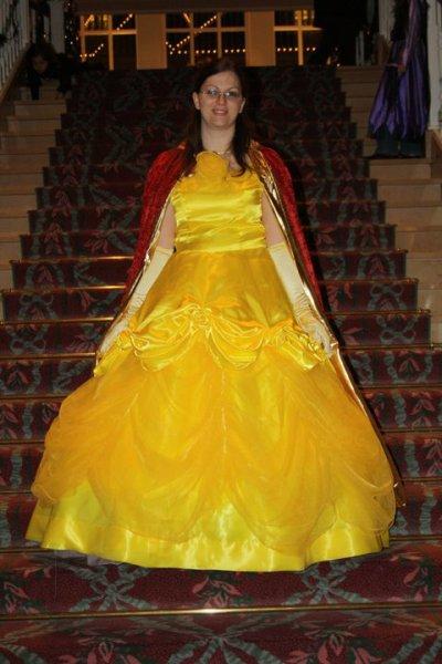 Disneyland 31 octobre 2010 - dans le DLH
